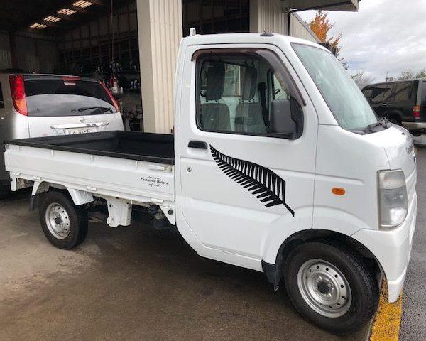 suzuki quad truck